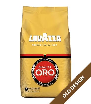 Lavazza Qualitá ORO kawa ziarnista