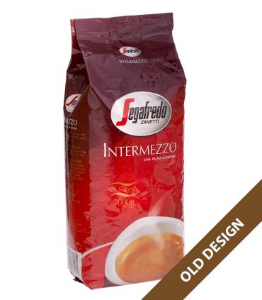 Segafredo Intermezzo kawa ziarnista