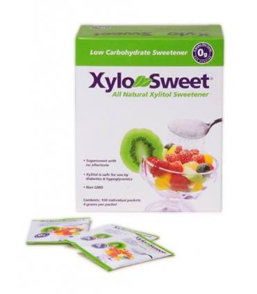 XyloSweet - 100% Xylitol 100 x 4g