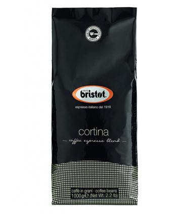 Bristot Cortina zrnková káva 1kg