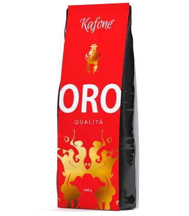 Kafone ORO kawa ziarnista 1kg