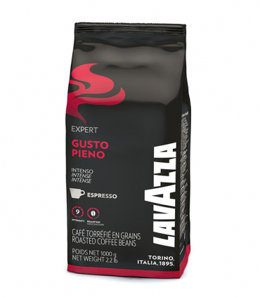 Lavazza Vending Gusto Pieno kawa ziarnista 1kg