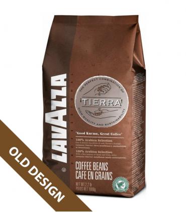 Lavazza Tierra! kawa ziarnista 1kg