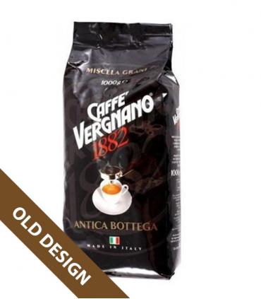 Vergnano Antica Bottega kawa ziarnista 1kg